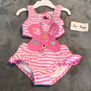 Toddler bathing suit